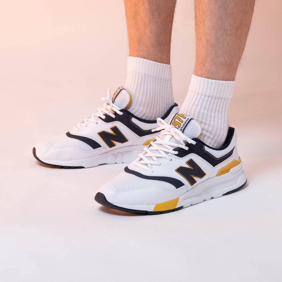 new balance 997h white navy