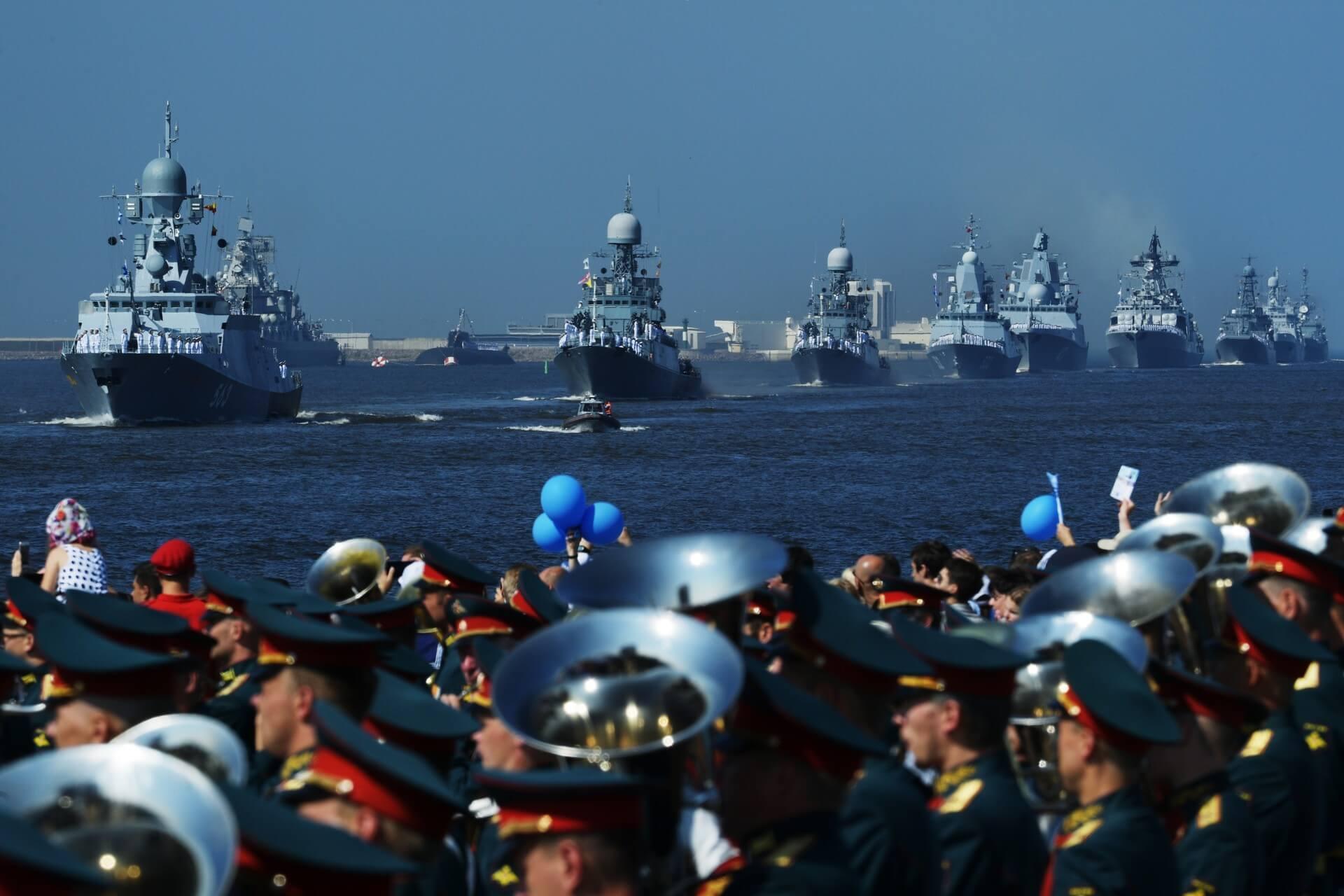 картинки военно-морского парада специальным