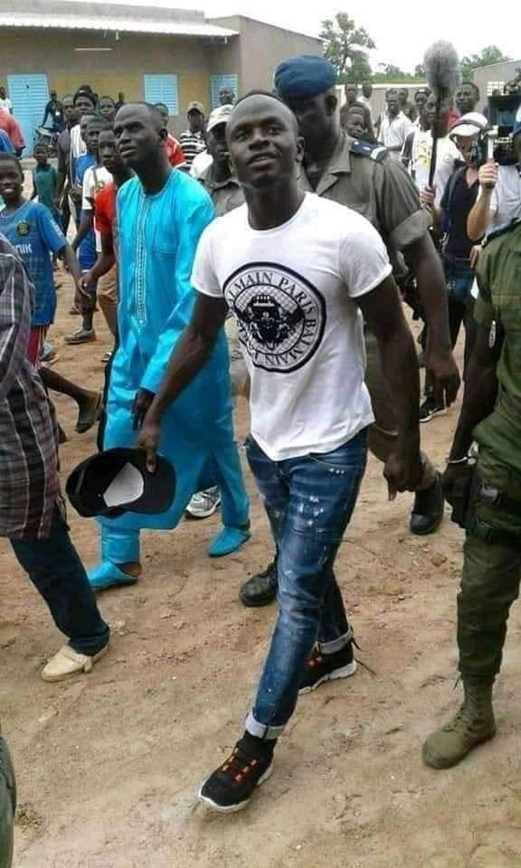 Image result for sadio mane Sedhiou Senegal