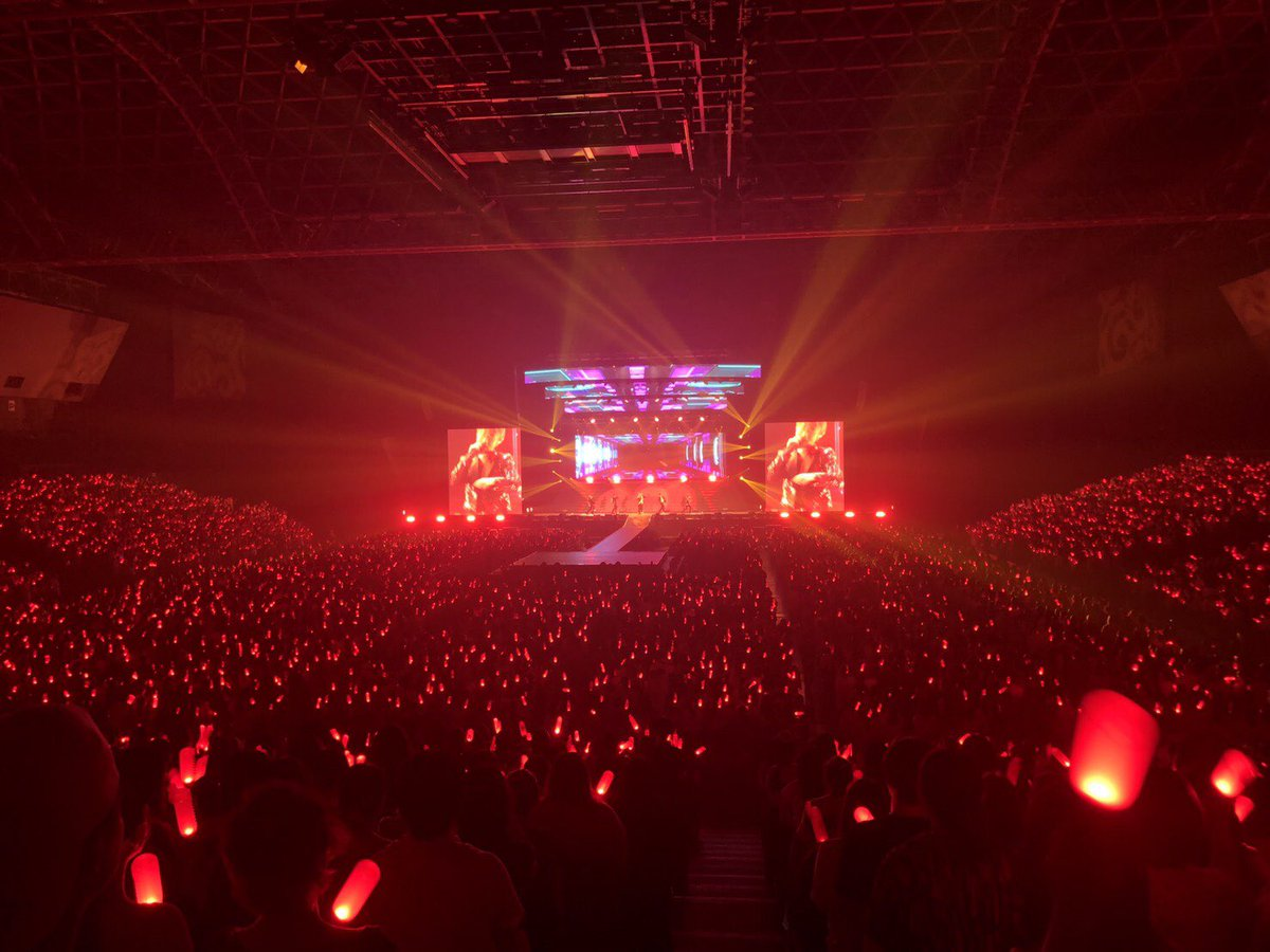 【#iKON】 「iKON JAPAN TOUR 2019」福岡公演終了。アツい応援本当にありがとうございました‼️ これから全国の #iKONIC のみなさんに会いに行きますので、iKONを待っていてください❗️ #iKONJAPANTOUR2019 ▶️ ygex.jp/ikon/live/tour…