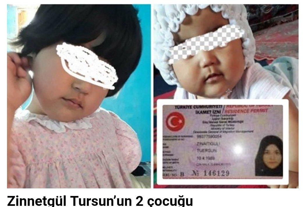 """SUNGUR TEKİNALP (O.Tuna) on Twitter: """"Bağ ayrıca, """"Zinnetgül Tursun Tacik  değil ve Tacikistan pasaportu da taşımıyor. 30 yaşında iki çocuklu dul bir  kadın neden sınırdışı edilir? Adım başı idam cezasının uygulandığı bir"""