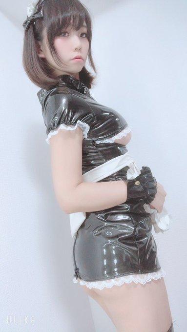 コスプレイヤー松谷琉優のTwitter自撮りエロ画像20