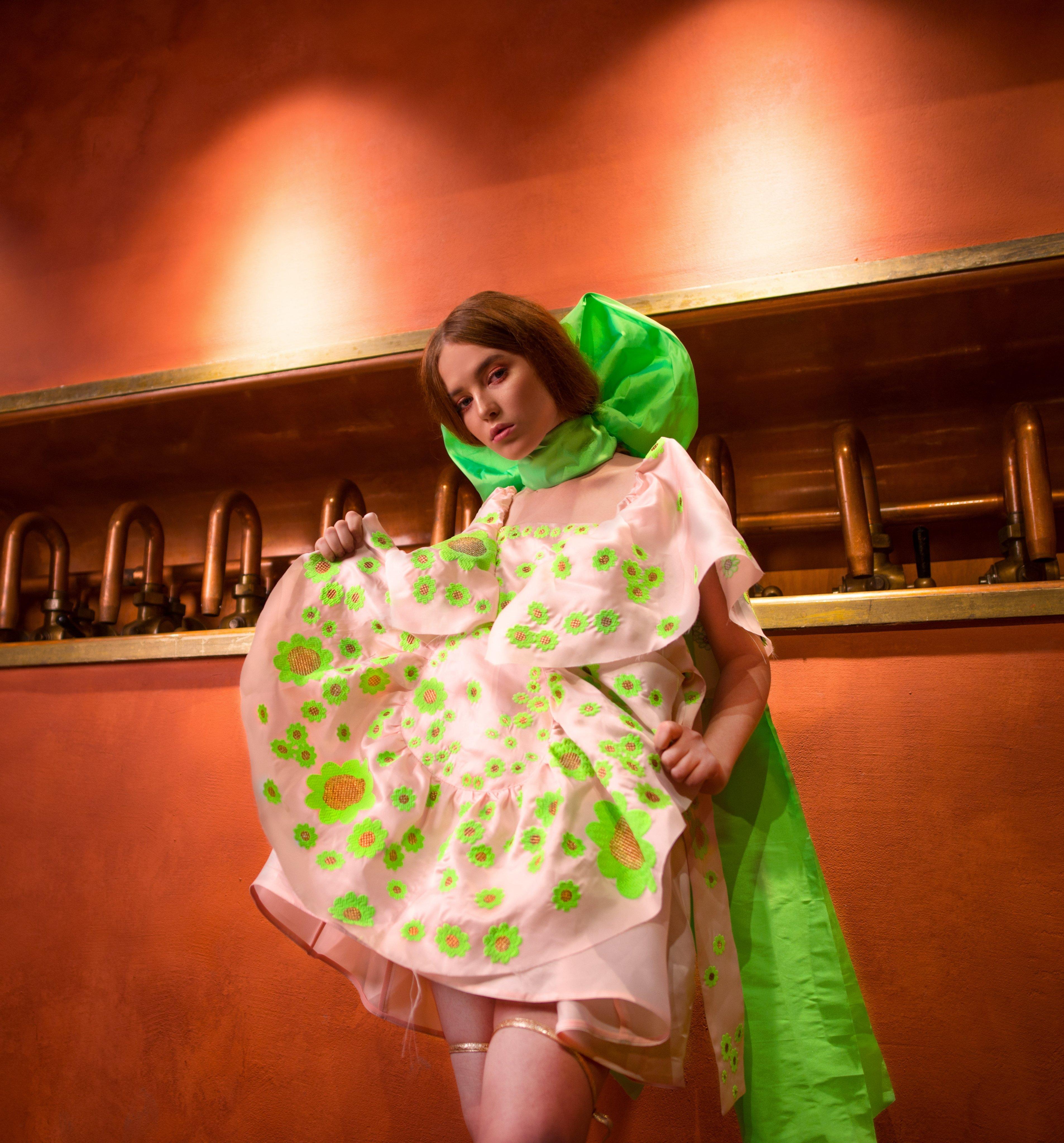 Платье Yuliya Magdych