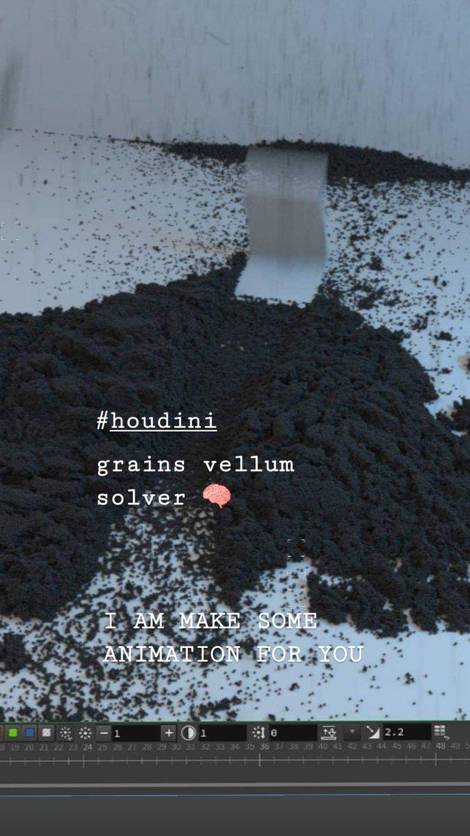 Houdini Vellum Tutorial