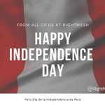 Image for the Tweet beginning: Happy Independence Day to the