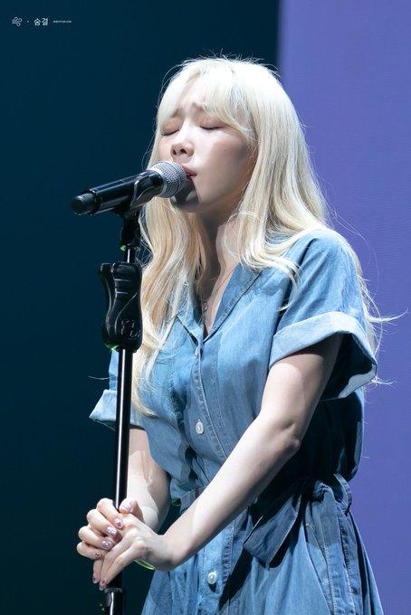 [PHOTO] 190728 Taeyeon - BEANPOLE Concert EAkwPU8UEAAhklk?format=jpg&name=small