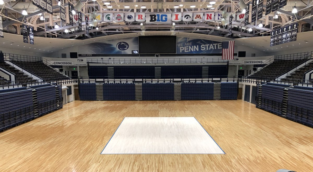 New floor coming along nicely 👀