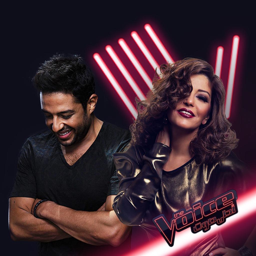Faaqidaad : The voice 2018 arabic الموسم الرابع live