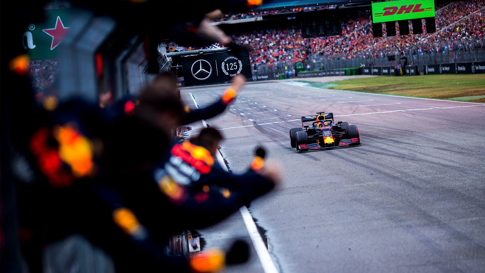 Aston Martin Red Bull Racing On Twitter Max Is Top Of The Hock