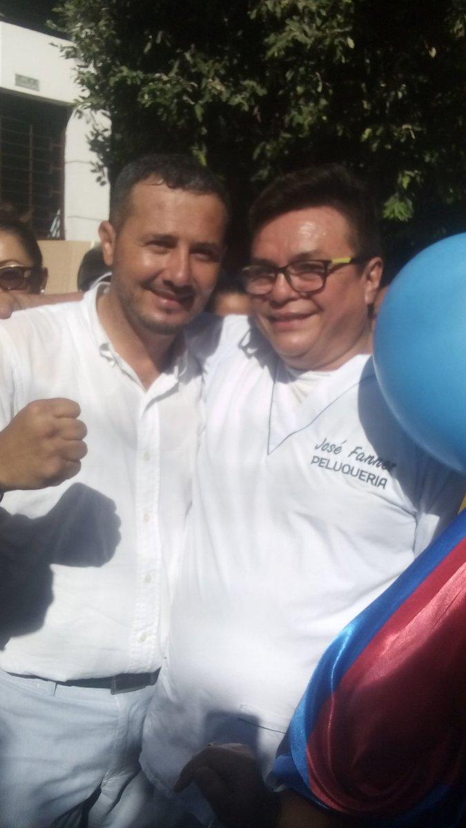 Apoyando a nuestro candidato ala alcalde del espinal
