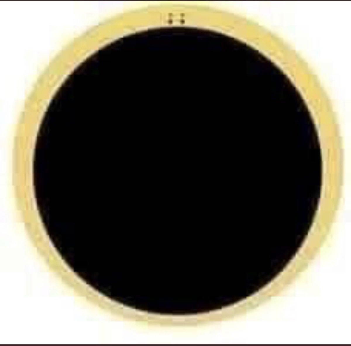 If you zoom in, you'll see a clown.