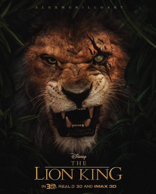 Watch The Lion King 2019 Full Movie Online Free