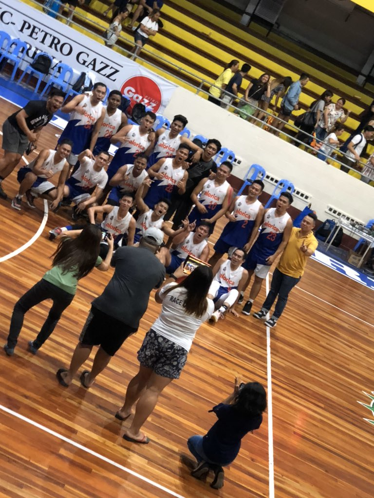"""""""CHAMPIONS!""""  Congratulations @AloricaPH Davao for winning this year's Davao Inter-BPO League Basketball Games! https://t.co/1S0N4p9570"""