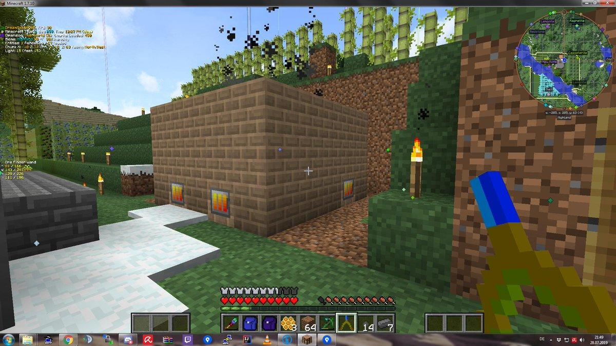 Minecraft Forestry Tree Breeding Guide