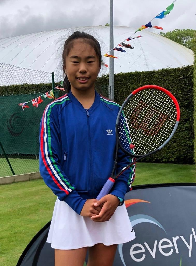 Tenniswales On Twitter Update Well Done To Mimi Xu And The Rest Of The Gb U12 Girls Team Who Have Qualified For The Finals Of The Tennis Europe Nations Challenge