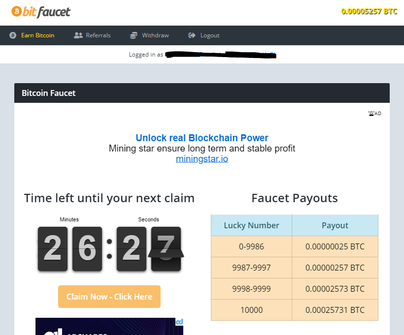 Cryptocurrency Faucets (@go_faucet)   Twitter