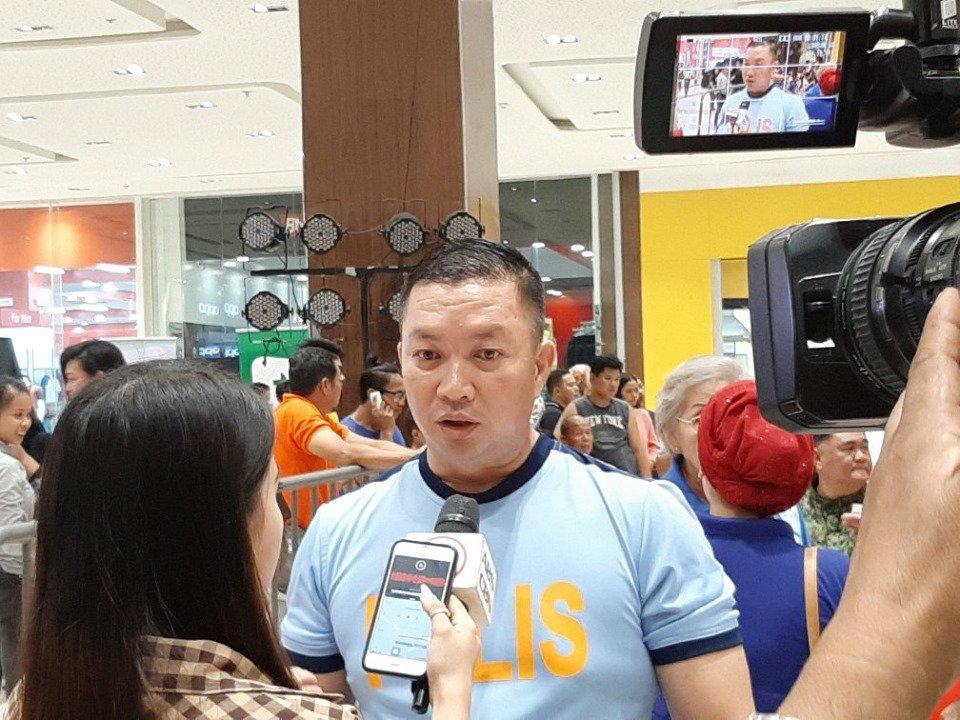PMAJ JUDE MARLON D DEL CARMEN, Chief CCAD, CCPO was interviewed by