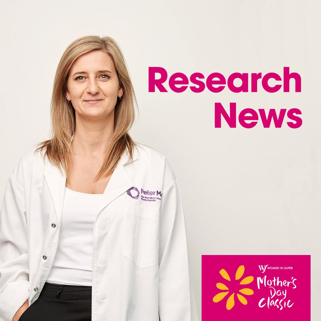 Thanks to the generous efforts of MDC fundraisers, NBCF-funded researcher Dr Jane Oliaro has been investigating how the immune system is activated by Smac-mimetic drugs. Learn about the findings at https://t.co/88JHedyCiy https://t.co/CCkIZI16m1