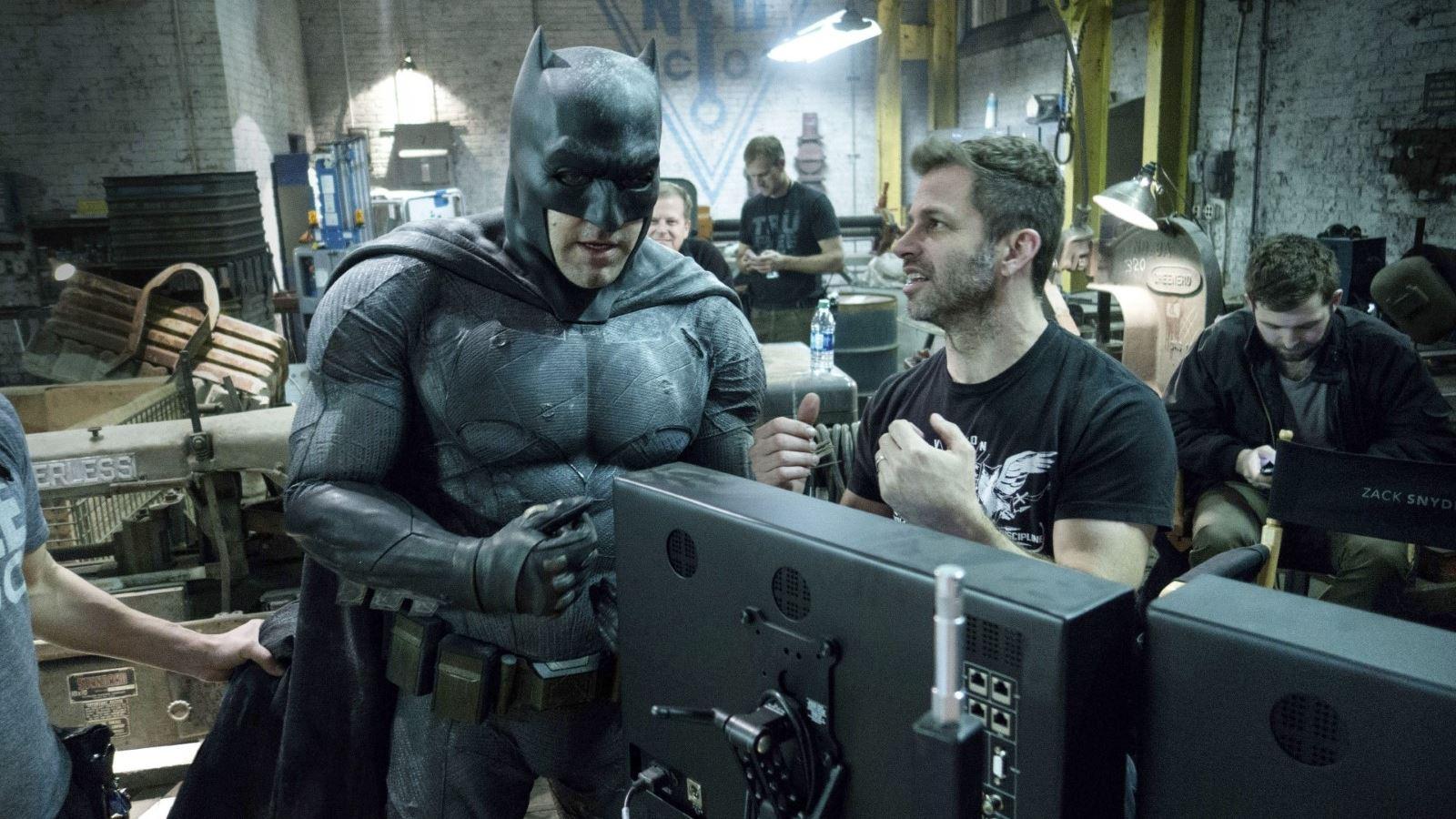 Dc Films On Twitter Zack Snyder S Innovation In Visual