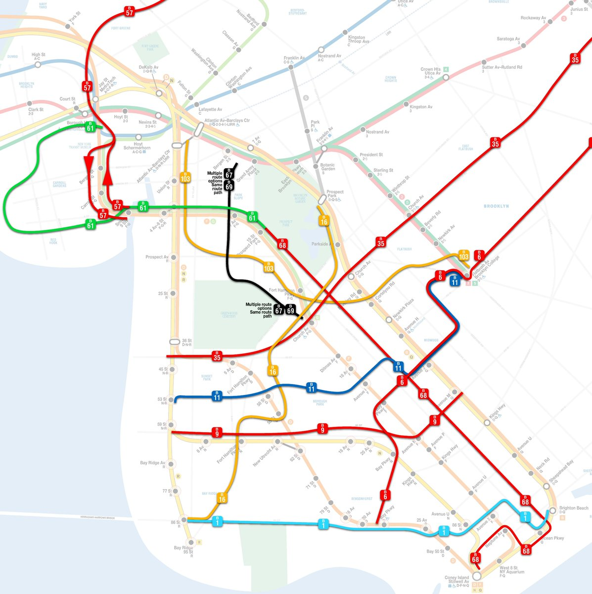 Subway Map F Train Brooklyn.Nyct Subway On Twitter There Is No F Train Service Between