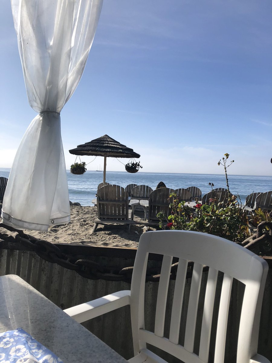 My view at breakfast this morning - now it's time to get this 2019 training camp started!! #GoBruins