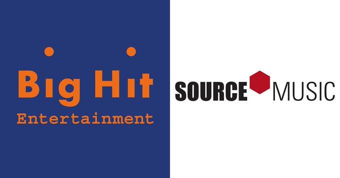 [ARTICULO @BTS_twt 📰] Source Music se alía con BigHit Entertainment como sub-marca. Source Music continuará administrando su propia marca, manteniendo su independencia. BH se está expandiendo para tener múltiples firmas con los que compartirá edificio en el 2020. #BTS