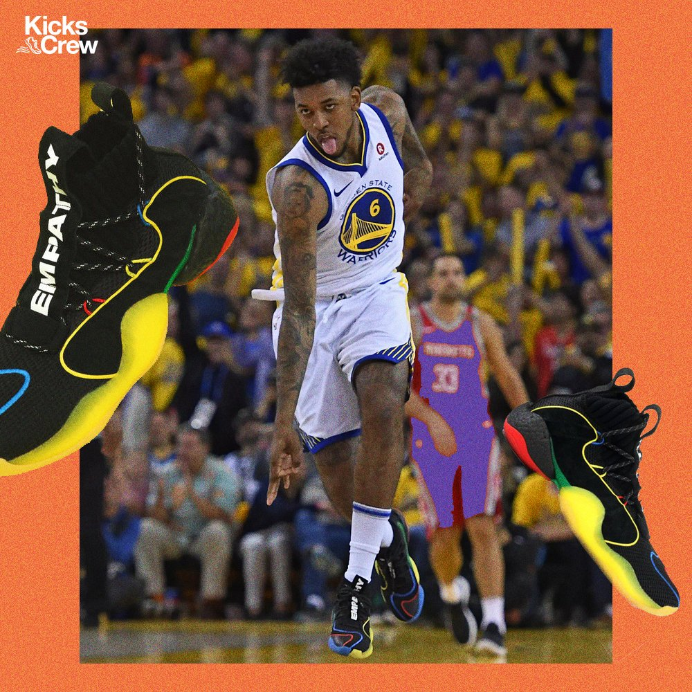 the latest 27e79 d9deb Swaggy P with adidas Crazy BYW X - Gratitude Empathy (G27805 ...