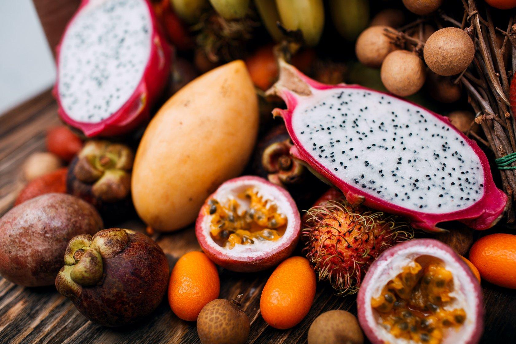 восточные фрукты фото с названиями рождество кругу близких
