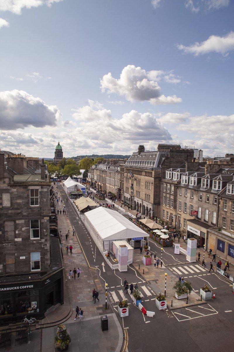 Edinburgh Book Fest On Twitter Our Bookshop On George