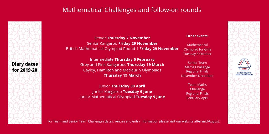 UK Mathematics Trust (@UKMathsTrust) | Twitter