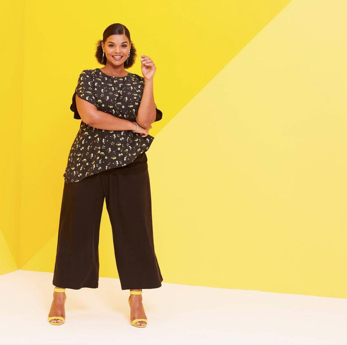 Culottes for the win this summer from @Curvissa ☀️ #curvecrush https://t.co/O4o7LtvxQg