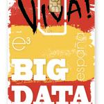 Image for the Tweet beginning: VIVA BIG DATA ESPAÑA!