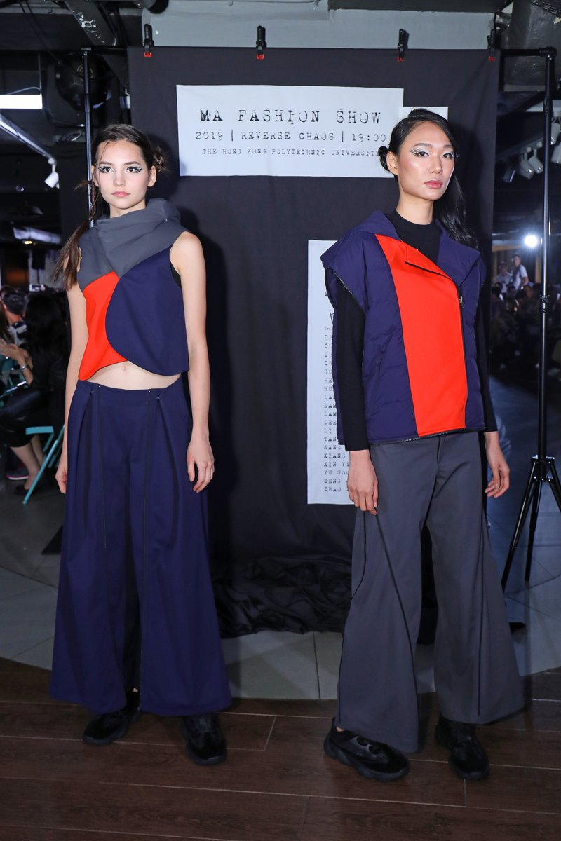 The Hong Kong Polytechnic University Polyu On Twitter At The Polyu Ma Graduation Fashionshow 15 Talented Designers From Our Master Of Arts Ma In Fashion Textile Design Programme Presented Their Dynamic