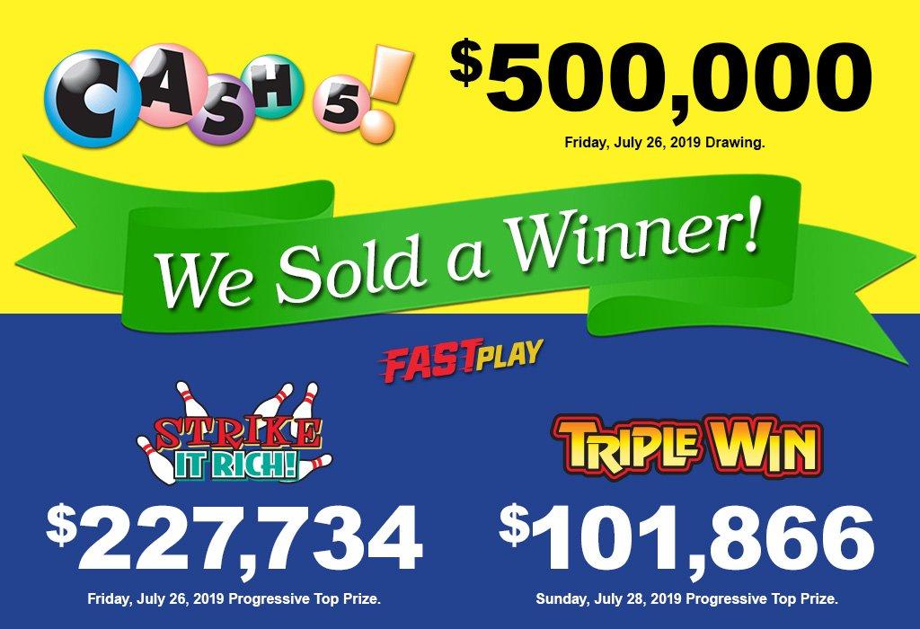 Pennsylvania Lottery's tweet -