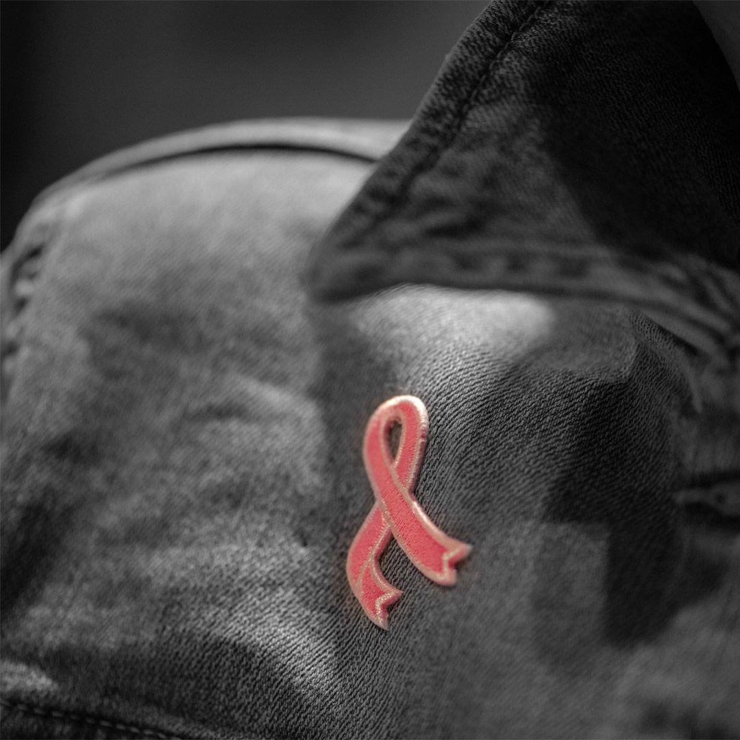 October is Breast Cancer Awareness month. Show your support with ribbon appliques and emblems.  #promo #fightlikeagirl https://t.co/9d9kdv3D9v