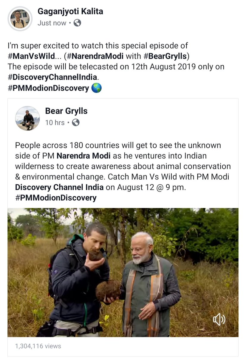 discoverychannelindia hashtag on Twitter
