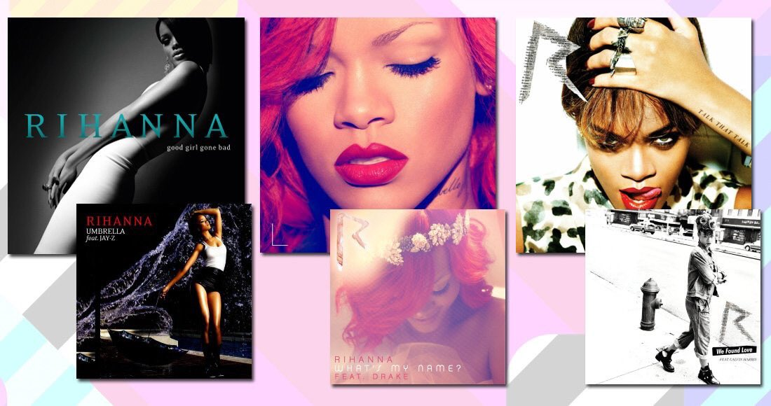 Fentystats Com On Twitter Rihanna Is The Only Artist This Century To Top The Uk Singles Chart Albums Chart Simultaneously With Three Different Albums Https T Co Kxzwbppcee