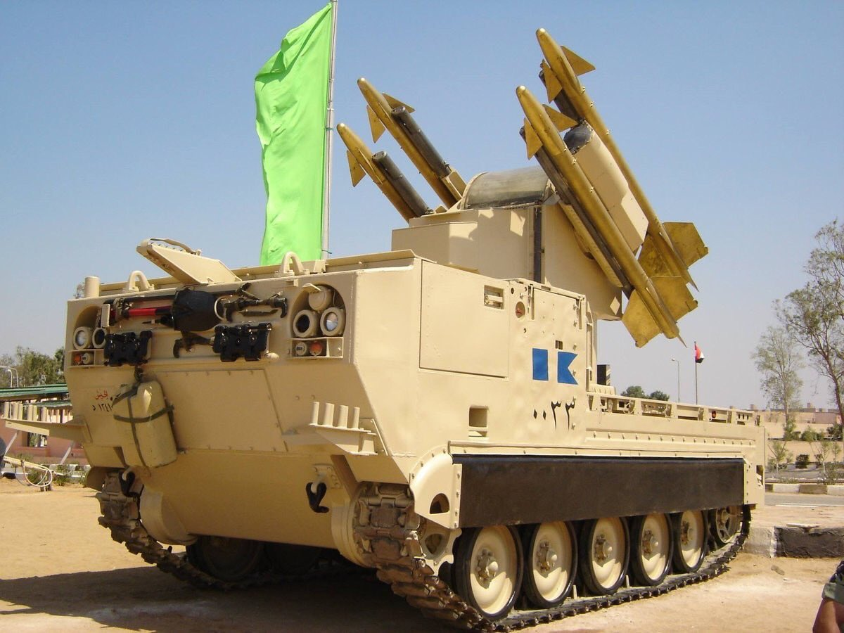 الولايات المتحدة تبيع تعديلات لأنظمة الدفاع الجوي M48A3 Chaparral  لمصر EApgRB7WkAAJCFS