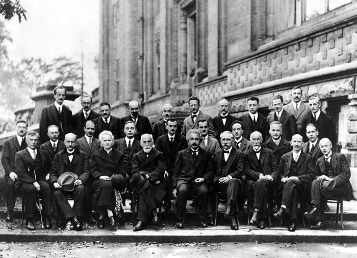 Physicists: 1920s and now #FaceAppChallenge <br>http://pic.twitter.com/IhJGd0qald