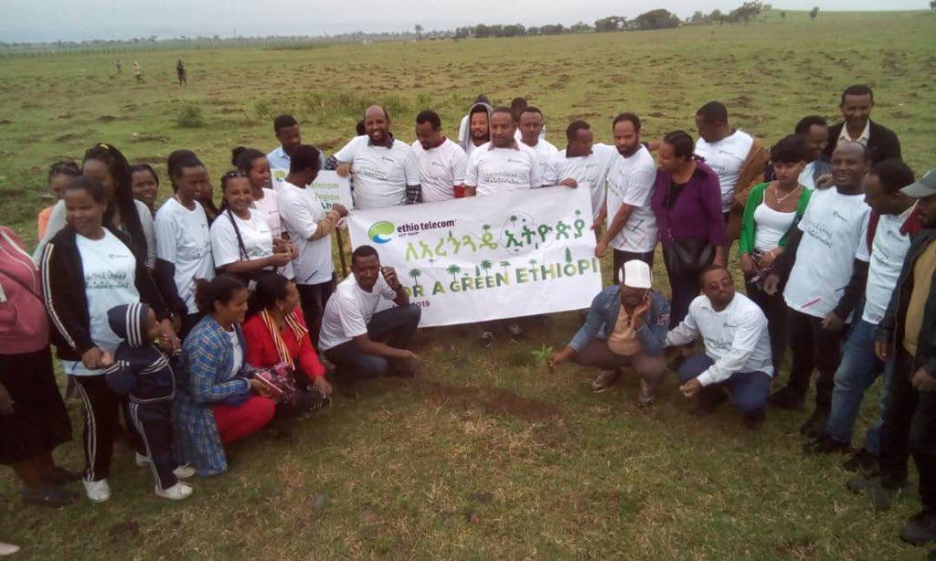 M2m Ethio Telecom Business In Ethiopia