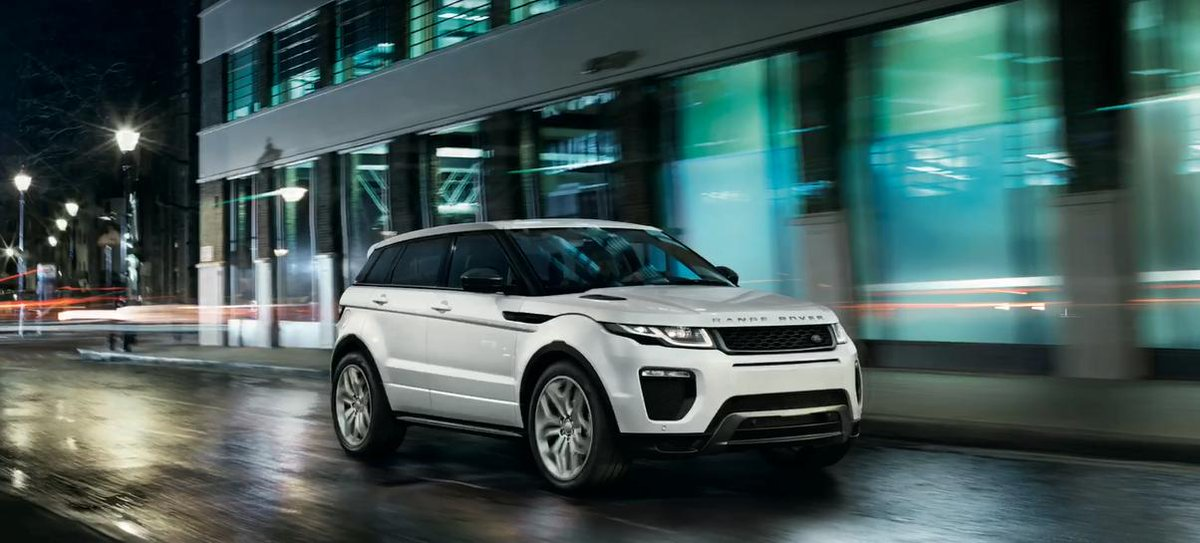 Beautifully sculpted and destined to be different. #LandRoverOKC https://t.co/7HpPttp6Sd