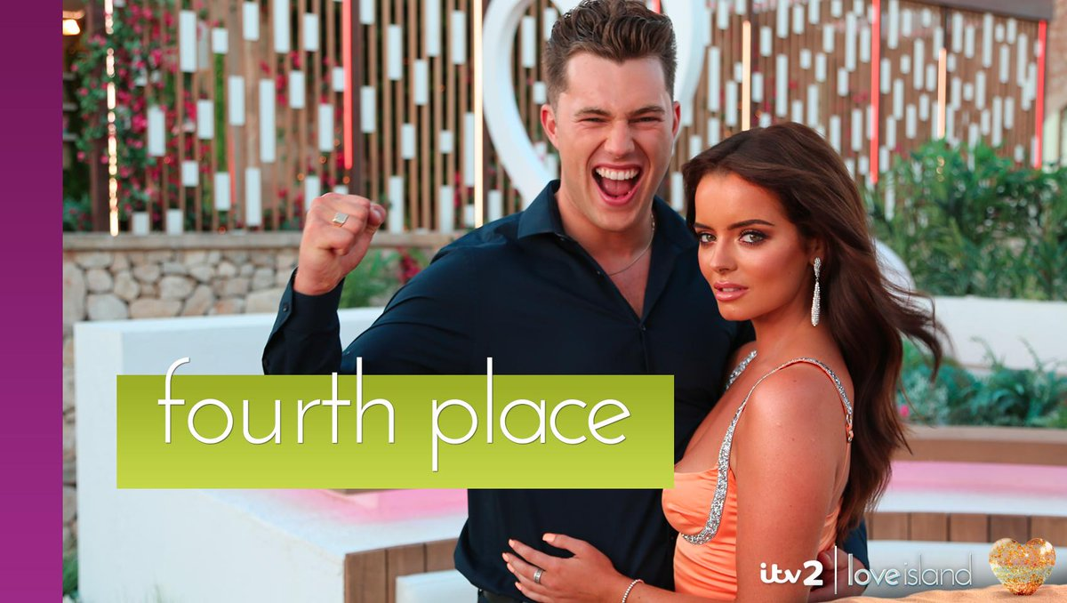 Curtis cha-cha-cha'd his way into Maura's heart and the pair have been smitten ever since! Congrats on landing fourth place! 🙌 #LoveIsland