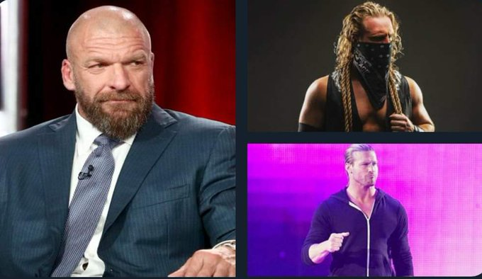 Happy 28th Birthday to Hangman Page Happy 39th Birthday to Dolph Ziggler Happy 50th Birthday to Triple H