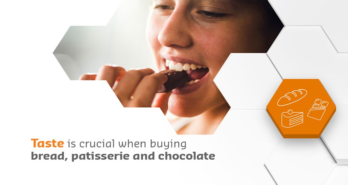 Did you know that taste is the number one criterion for many consumers when buying bread, patisserie and chocolate? Discover more about this global taste trend here: https://t.co/qTy4kVXTiU   #taste #bakery #patisserie #chocolate https://t.co/ESlDoTlgXu