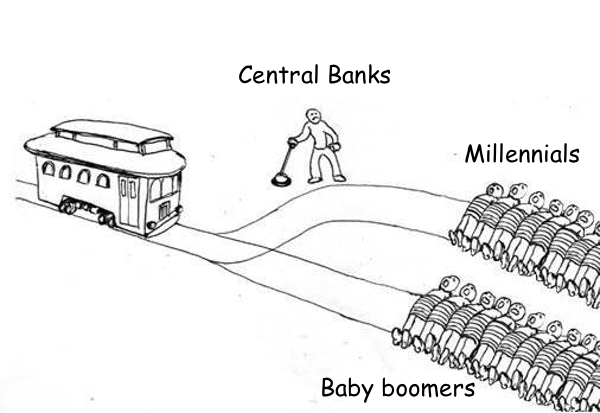What Is The Boomer Trolley Problem