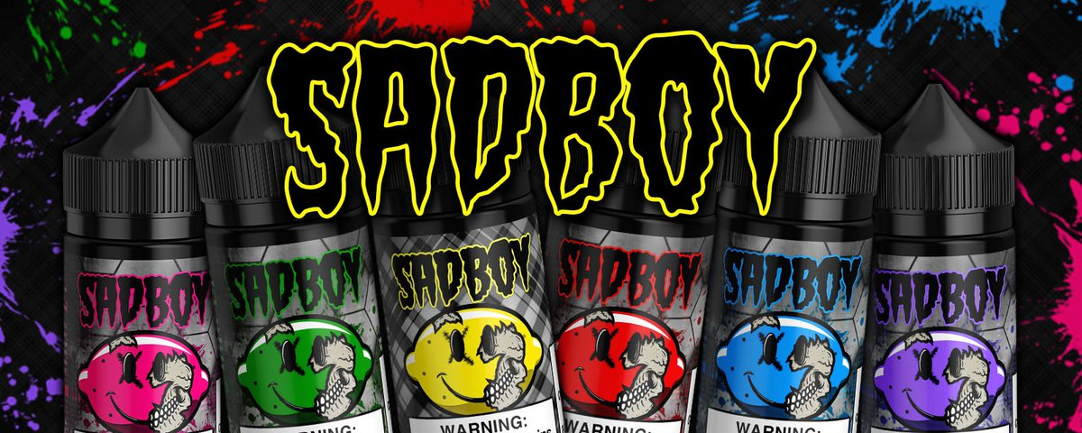 Sadboy E-Liquid (@sadboyeliquid) | Twitter