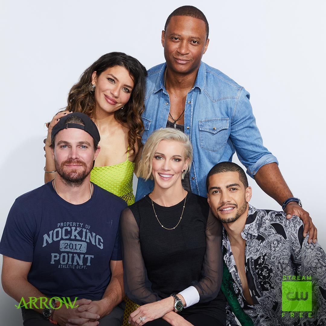 Arrow (@CW_Arrow) | Twitter