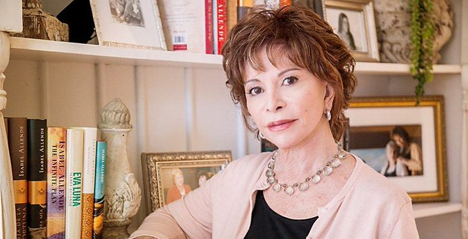 New Blog Post:  A Week to Remember: Happy Birthday, Isabel Allende!