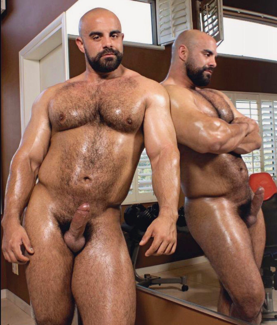 Hairy Muscle Gay Porn Pics