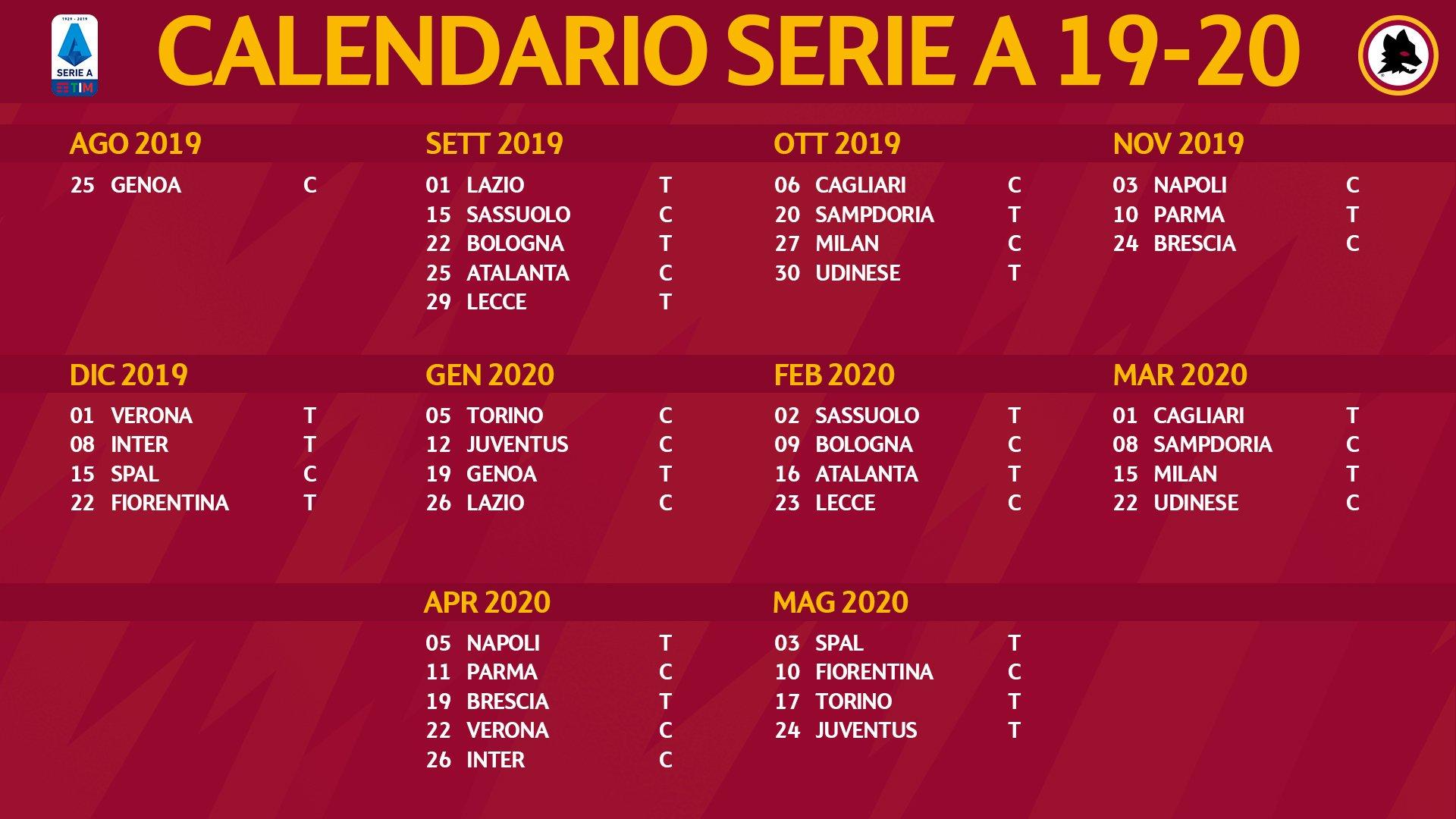 Calendario Serie B 2020 19.Calcio Saga 19 20